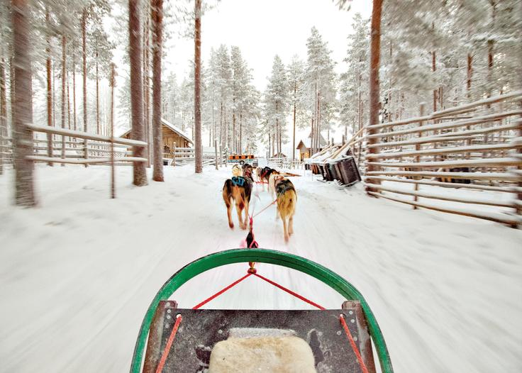 4 nights in Lapland Free Child Place - Image 6