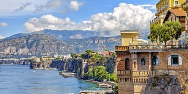 Sorrento Italy Spring Escape