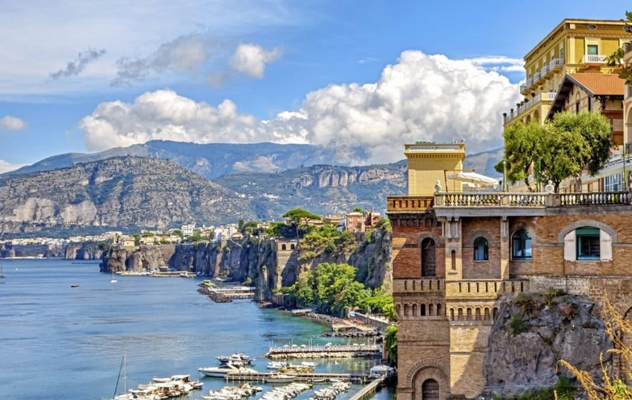 Sorrento Italy Spring Escape - Image 1