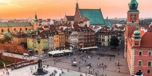 Spring 4* Warsaw Citybreak Options