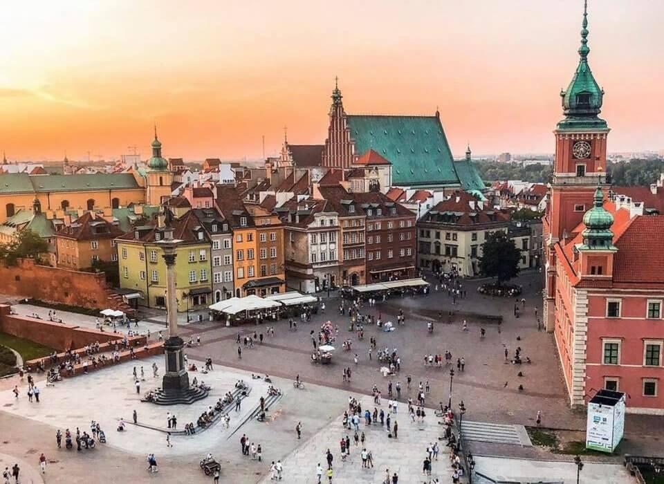 Spring 4* Warsaw Citybreak Options - Image 1