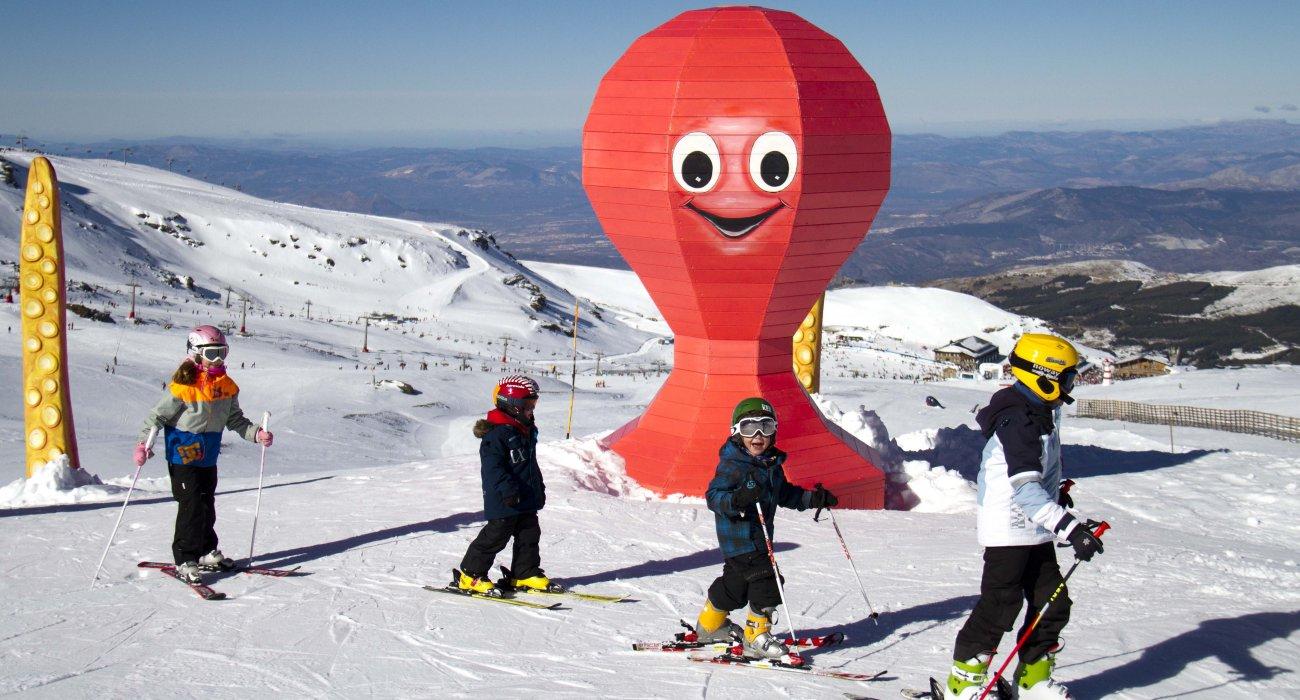 Ski Sierra Nevada – New Year on the Slopes - Image 1