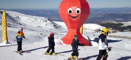 Ski Sierra Nevada – New Year on the Slopes