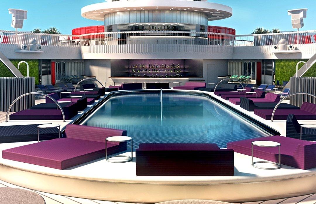 Las Vegas, Miami & Virgin Voyages Cruise - Image 2