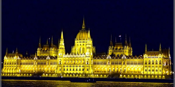 Budapest Christmas City Break Present