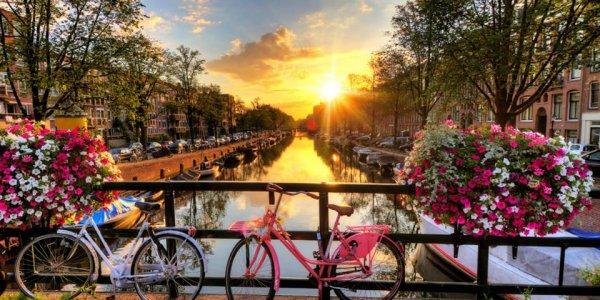 Amsterdam Break including Icebar