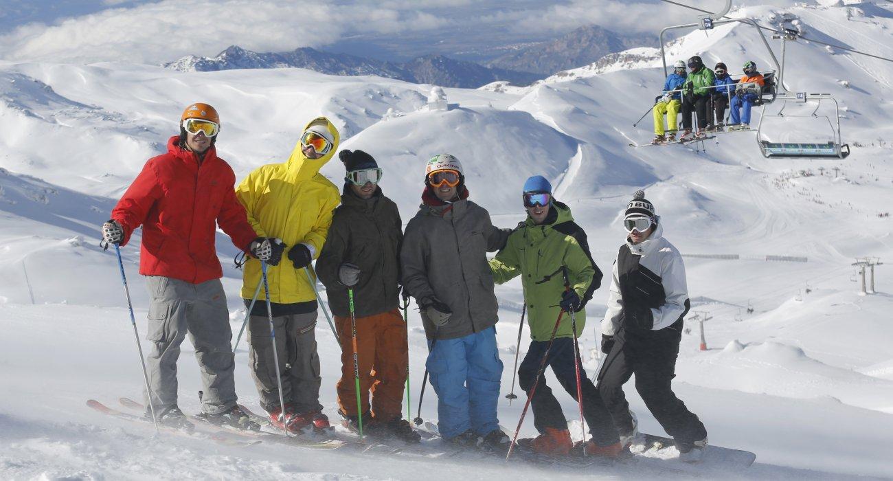 Ski Sierra Nevada – New Year on the Slopes - Image 2