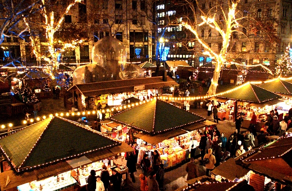 Budapest Christmas Markets City Breaks - Image 5