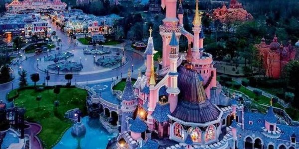Disneyland Paris Oct Family Offer