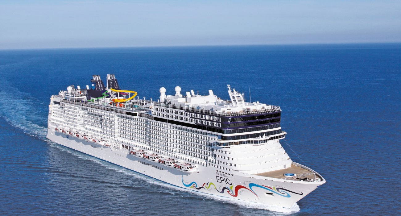 NCL Epic Western Med Cruise - Image 1