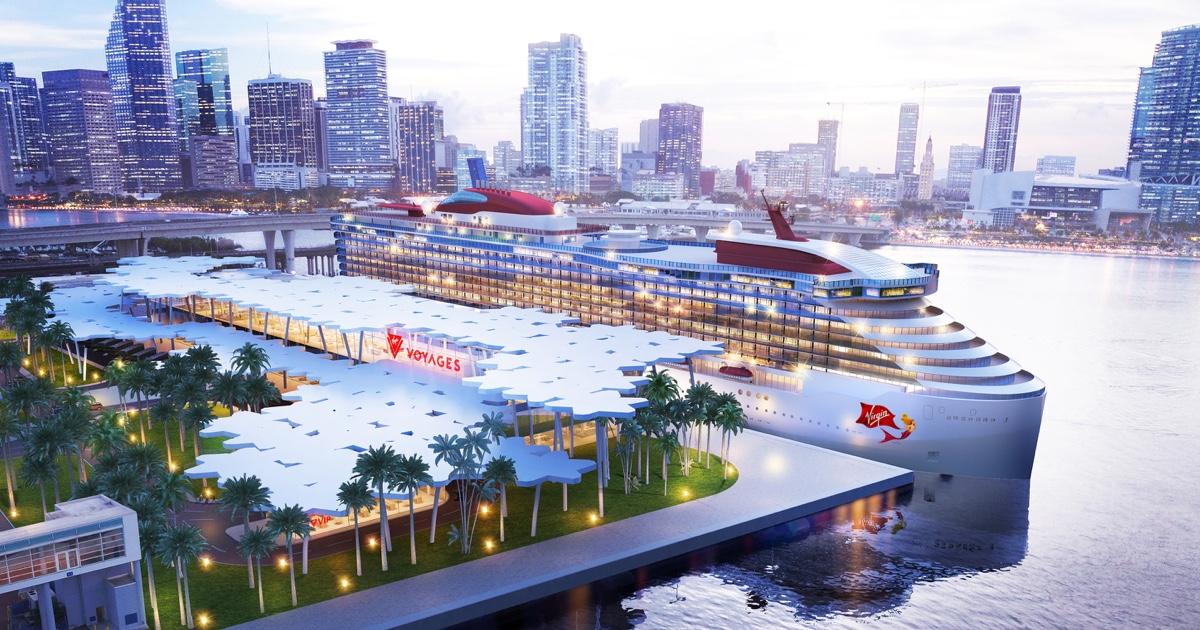 Las Vegas, Miami & Virgin Voyages Cruise - Image 1
