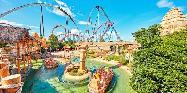 PortAventura Theme Park Tickets Included!