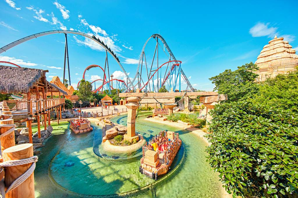 PortAventura Theme Park Tickets Included! - Image 1