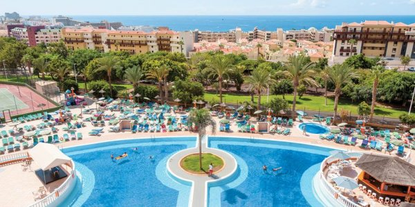 Tenerife Family Summer Hols with Unltd Waterpark Entry