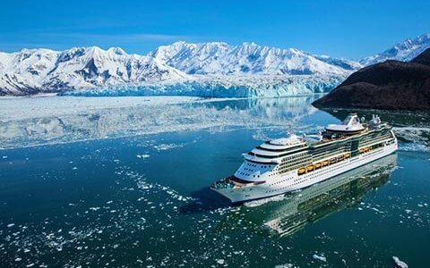 Antarctica Cruise on 5* Celebrity Eclipse