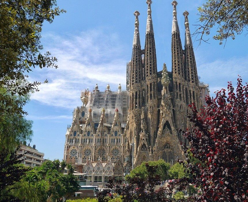 Barcelona from Belfast Citybreak - Image 1