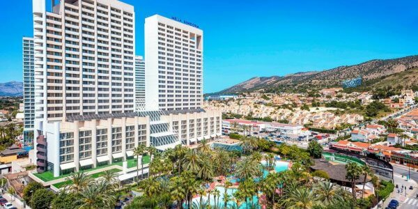 Spend Christmas in Benidorm