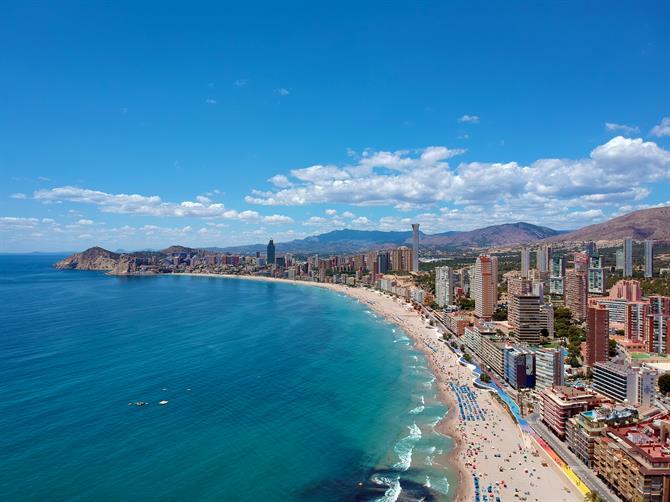 Benidorm Costa Blanca Summer Bargain - Image 1