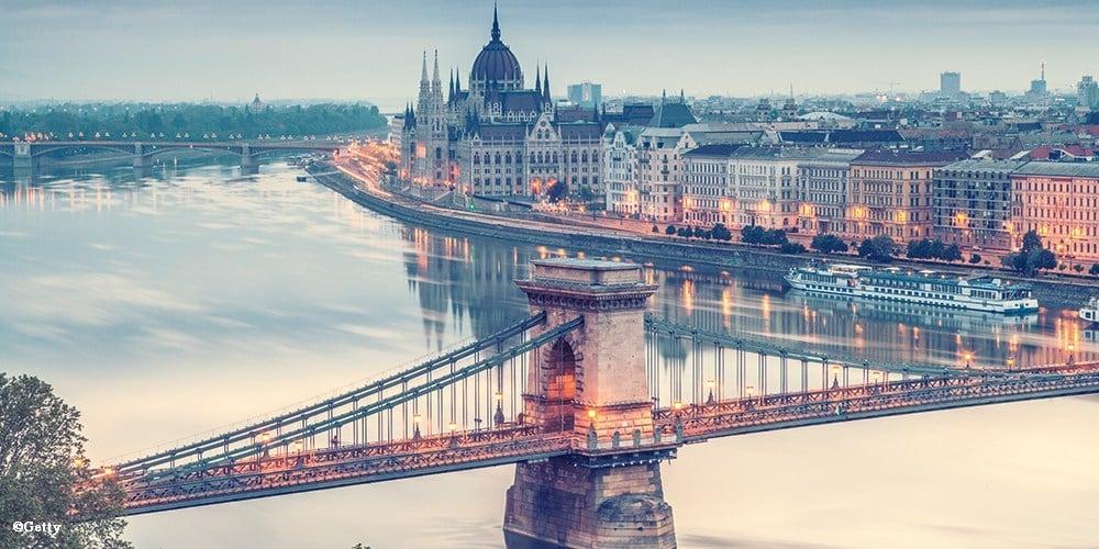 Springtime Short Break to Budapest - Image 1