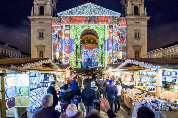 Budapest Christmas Markets City Breaks - Image 1