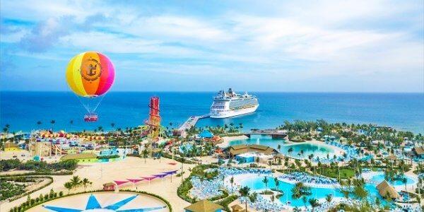 New Orleans & Bahamas NInja Cruise Bargain