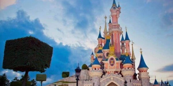 Christmas Gift Idea Disneyland Paris