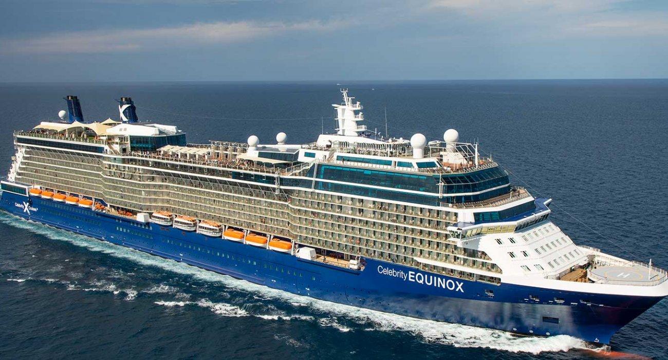 Celebrity Equinox Cruise Deluxe Balcony Cabin - Image 3