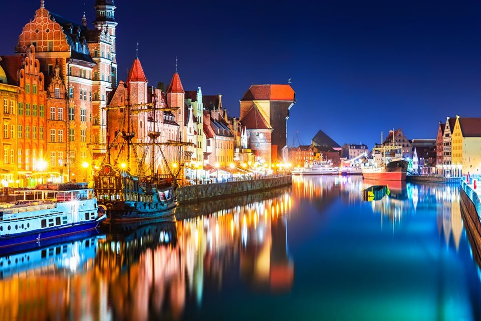 Gdansk Poland Christmas Gift Idea - Image 1