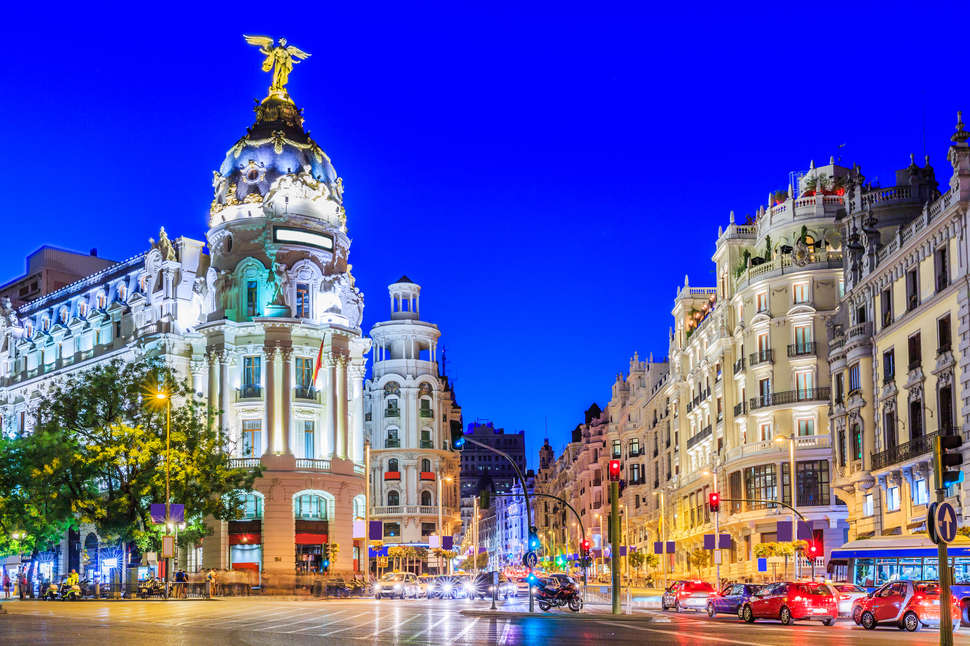 Madrid Winter City Breaks - Image 1