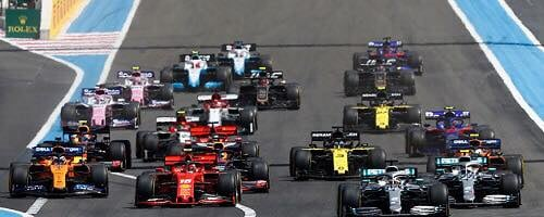 F1 French Grand Prix 2020 - Image 1
