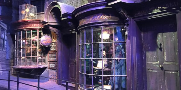 Harry Potter Studio Tour and London Half Term