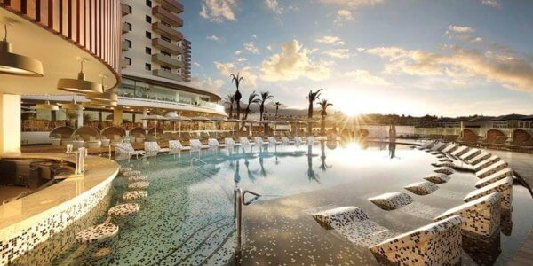 4 night Breaks Hard Rock Hotel Tenerife