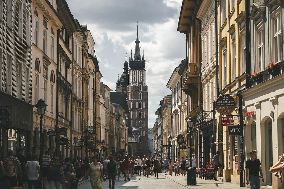 Feb 5 night Krakow NInja Kracker - Image 1