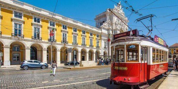 Lisbon Portugal Christmas Gift