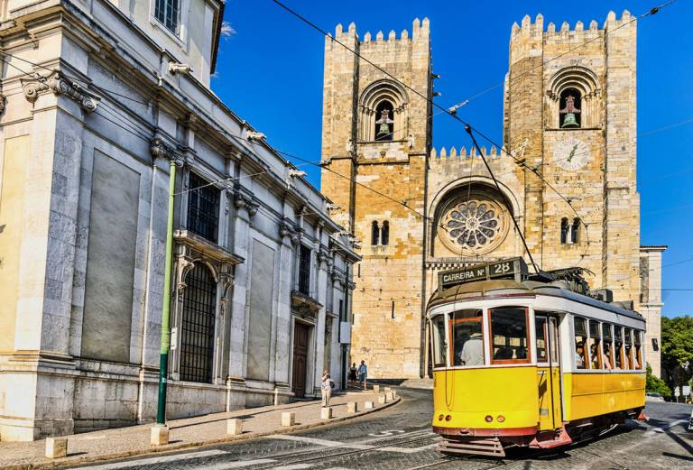 Early Feb City break in Lisbon - Image 1