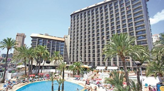 7 night pre Christmas Benidorm Special
