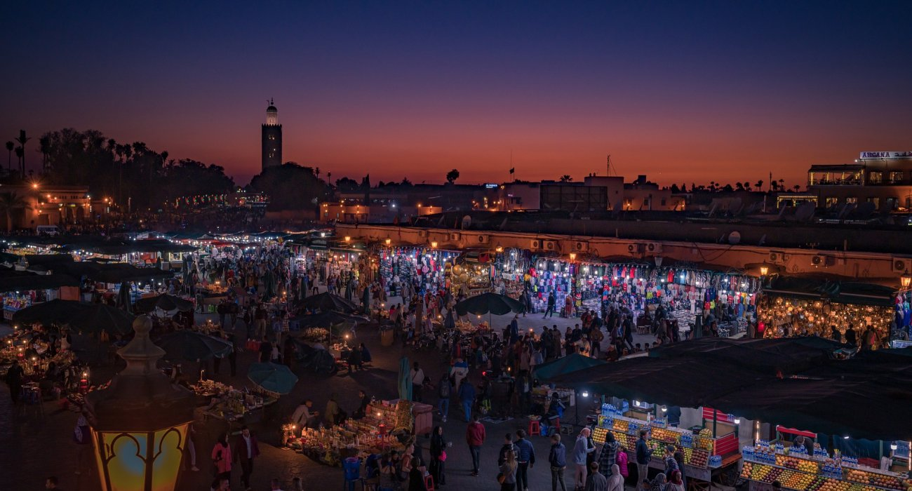 Marrakech and Venice twin centre - Image 1