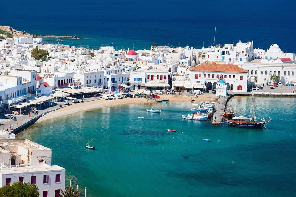 Mykonos Greece May Holiday - Image 1
