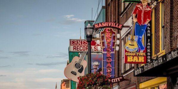 Easter Hols Nashville & Las Vegas USA