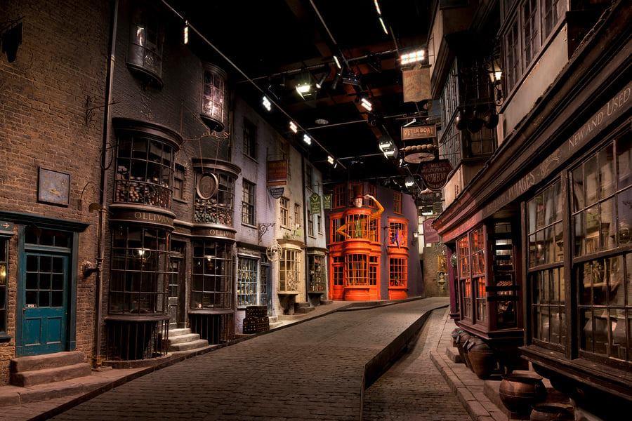 Feb Half Term Hols Harry Potter London - Image 1