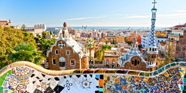 Christmas Gifts: Barcelona City Breaks
