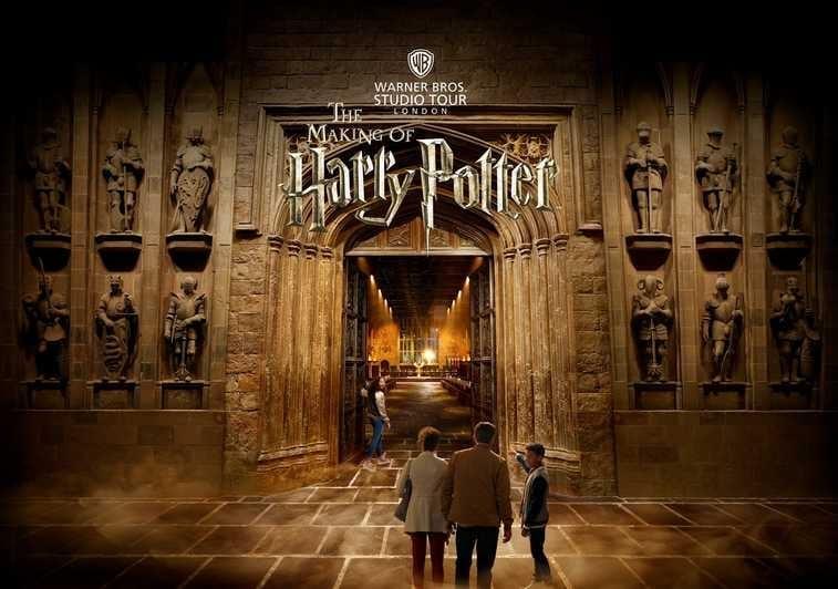 Feb Half Term Hols Harry Potter London - Image 2