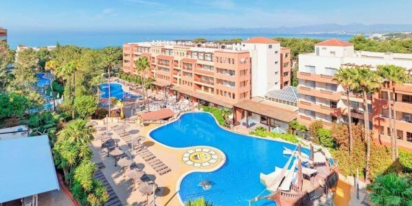 Peak July Salou Fortnight Offers