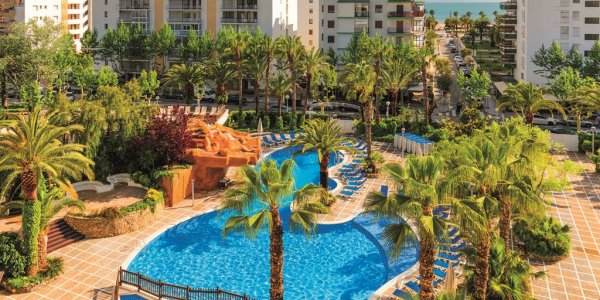 Spring 4* Half board in Salou