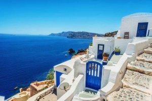 Santorini Greece May Escape