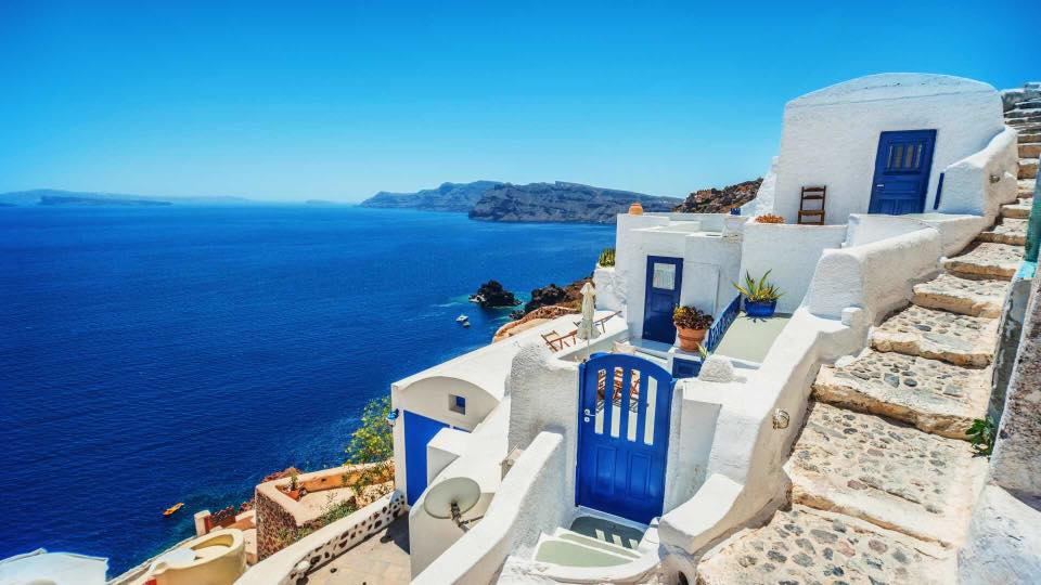 Santorini Greece May Escape - Image 1
