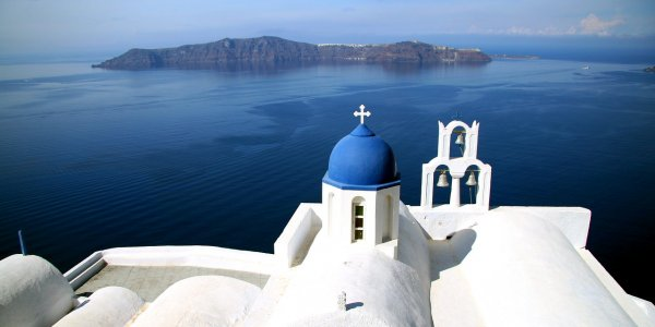 Santorini Budget Short Break Idea