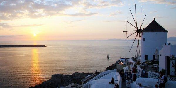 Santorini Summer Short Break
