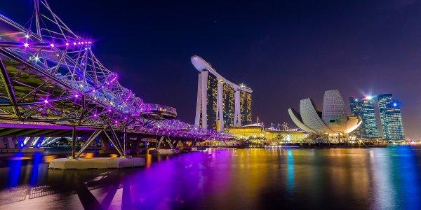 Singapore, Koh Samui & Kuala Lumpur Trio