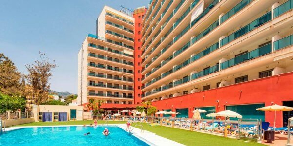 Costa Del Sol July Family Bargain